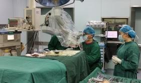 为一例巨大脑膜瘤患者成功实施手术